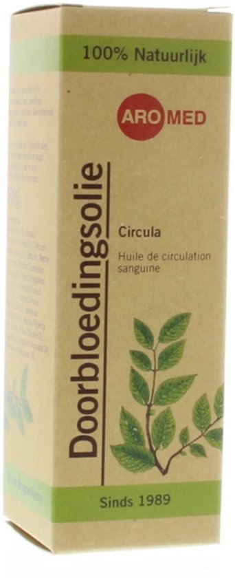 Aromed Circula Doorbloed Olie - 30 ml - Body Oil