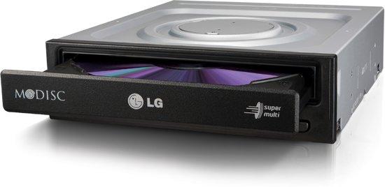 LG GH24NSD1.AUAR10B interne SATA DVD Brander