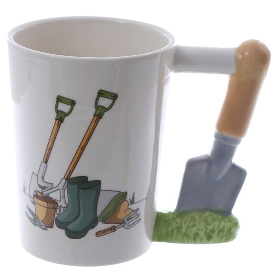 Beker handvat tuinschep-