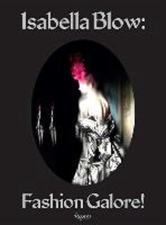 Boek cover Isabella Blow van Caroline Evans (Hardcover)