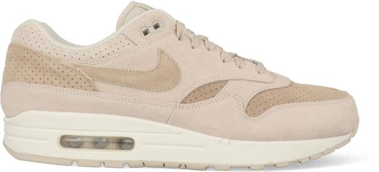 Nike Air Max 1 Premium Sneakers Desert Sand Unisex Maat 44
