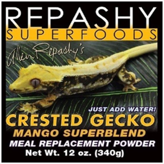 Repashy Crested Gecko Mango 170gr