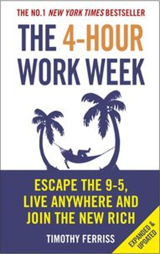 Boek cover The 4-Hour Work Week van Timothy Ferriss (Onbekend)