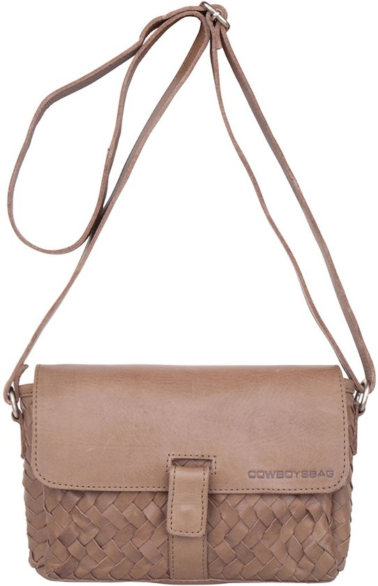 bruin bag Cowboysbag Hardly handtassen handtassen Cowboysbag nZXpFxSwq