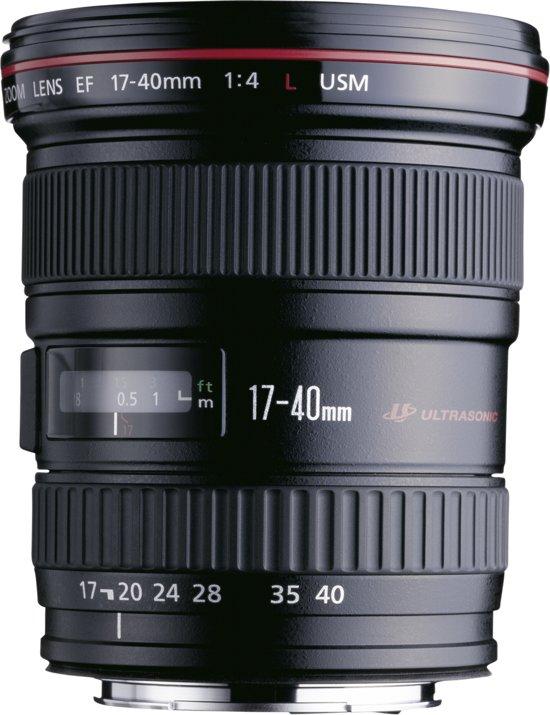 Canon EF 17-40mm f/4.0L USM