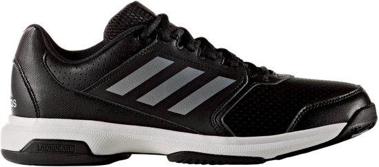 promo code b4ea0 7eb2c adidas Adizero Attack Tennisschoenen - Maat 44 - Mannen - zwartwit