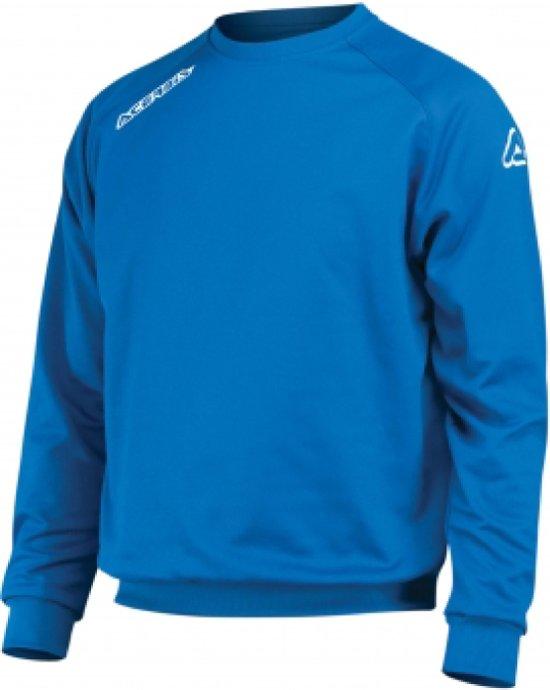 Acerbis Sports ATLANTIS CREW NECK SWEATSHIRT ROYAL BLUE S