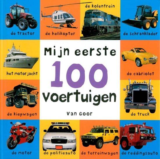 Mijn eerste 100 - Mijn eerste 100 voertuigen