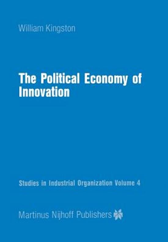 The Political Economy of Innovation
