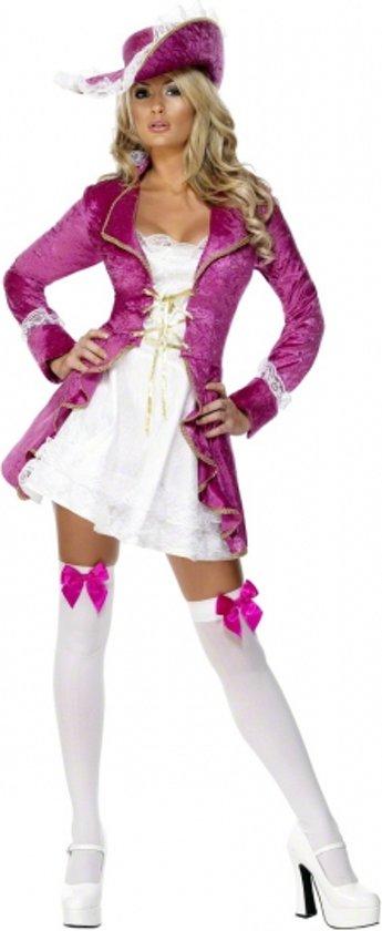 Sexy piraten dames kostuum S (36-38)