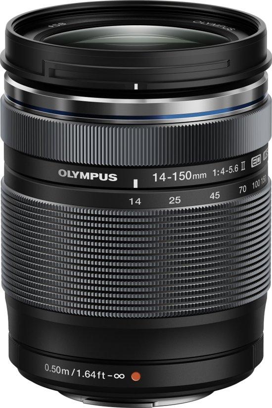 Olympus M.Zuiko Digital - Zoomlens - 14 mm - 150 mm - f/4.0-5.6 ED II