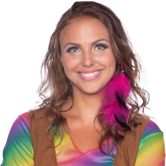 Hippie Haar Accessoire Veren