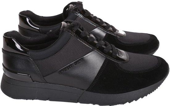 zwarte michael kors schoenen