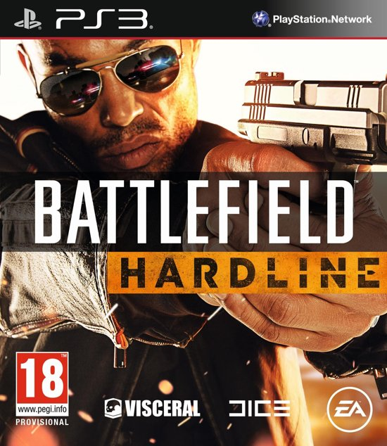 Battlefield: Hardline - PS3