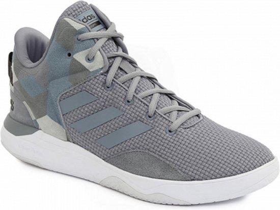| Adidas Cloudfoam Revival mid grijs sneakers heren