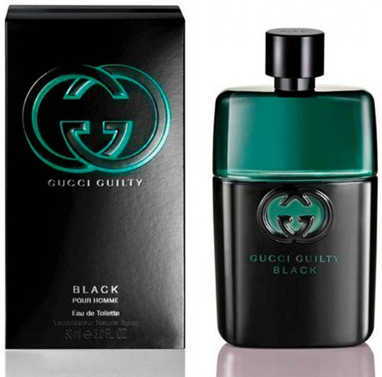 0278937e109 bol.com | Gucci Guilty Black 90 ml - Eau de toilette - for Men