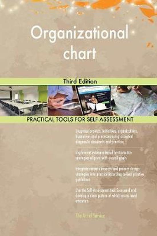Organizational Chart Third Edition