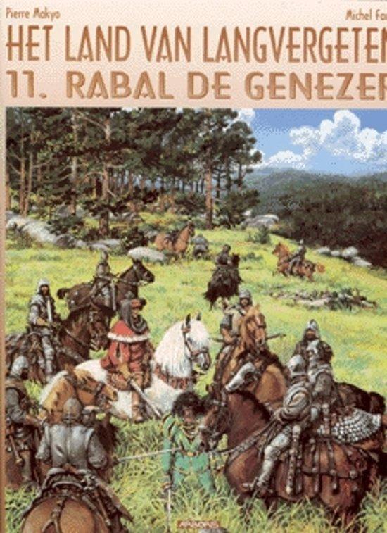 Cover van het boek 'Land Van Langvergeten / 11. Rabal De Genezer'