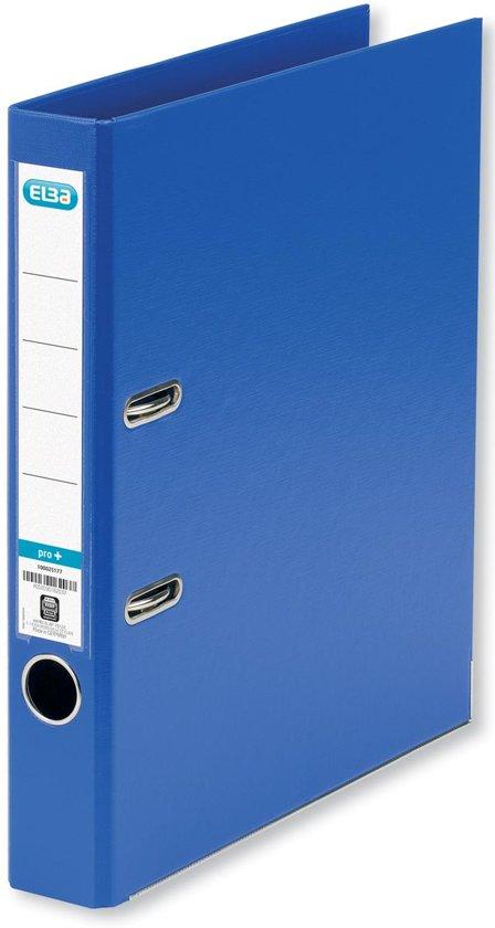 Elba ordner Smart Pro+  blauw rug van 5 cm