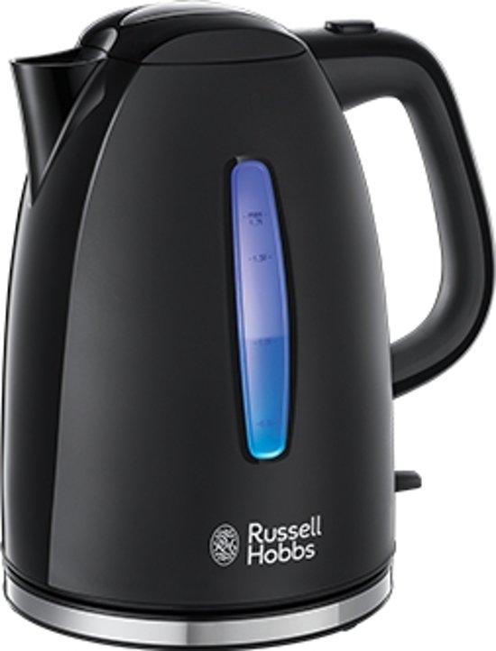 Russell Hobbs Textures Plus+ 22591-70 - Waterkoker - Zwart