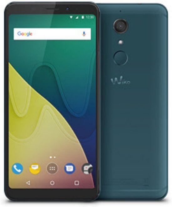 Wiko View XL - 32GB - Dual Sim - Turquoise