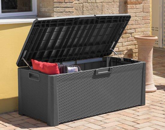 MaxxGarden Kussenbox Nevada opbergbox voor kussens 640L 148x72x60cm