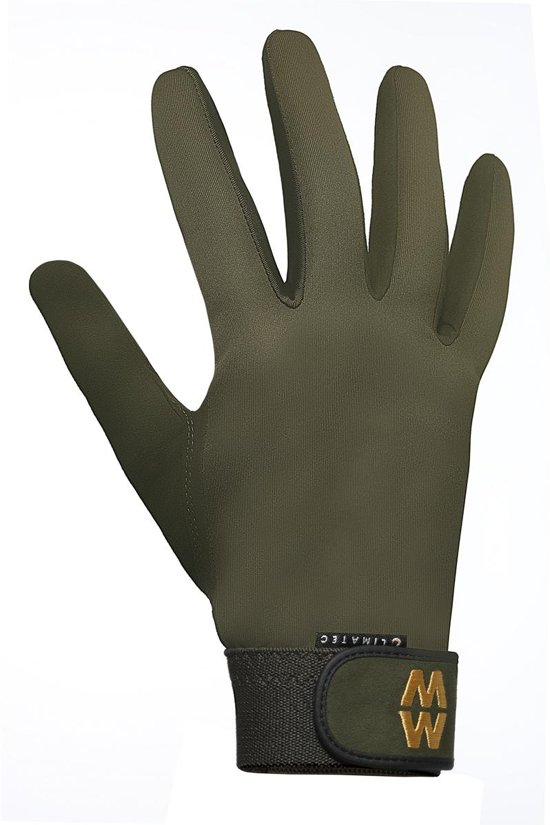 MacWet Climatec Long Photo Gloves Green 9cm Foto Handschoenen