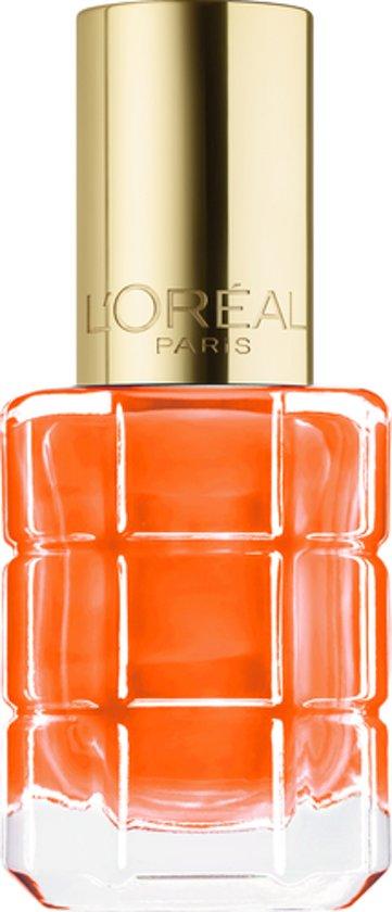 L'Oréal Paris Color Riche Le Vernis à L'Huile - 443 L'Orangerie - Nagellak