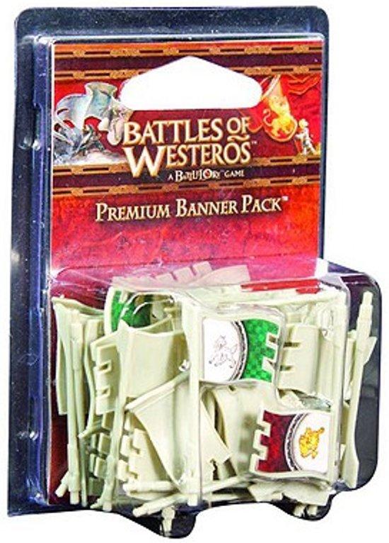 Afbeelding van het spel Battles of Westeros: Premium Banner Pack