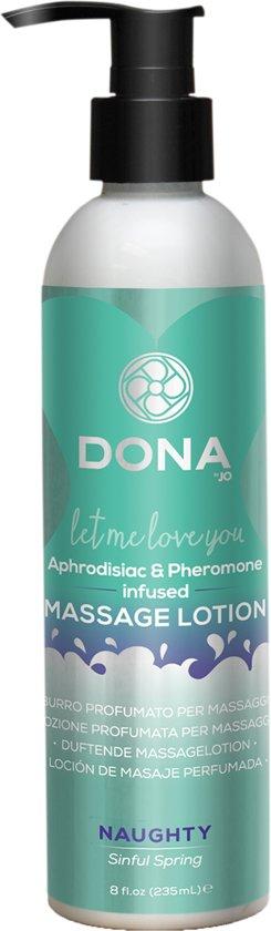 Dona Massage lotion Naughty
