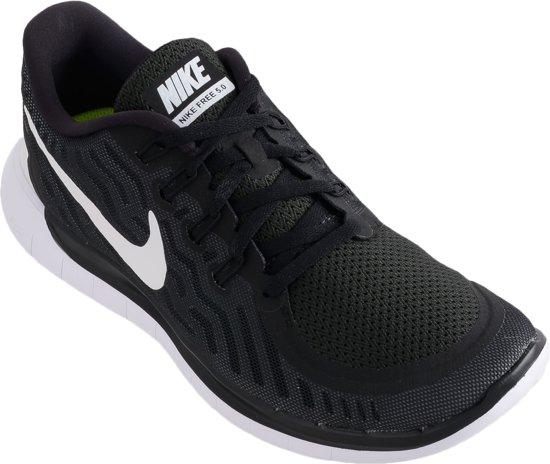 online store fa119 0a5aa Nike Free 5.0 - Hardloopschoenen - Mannen - Maat 43 - zwartwit