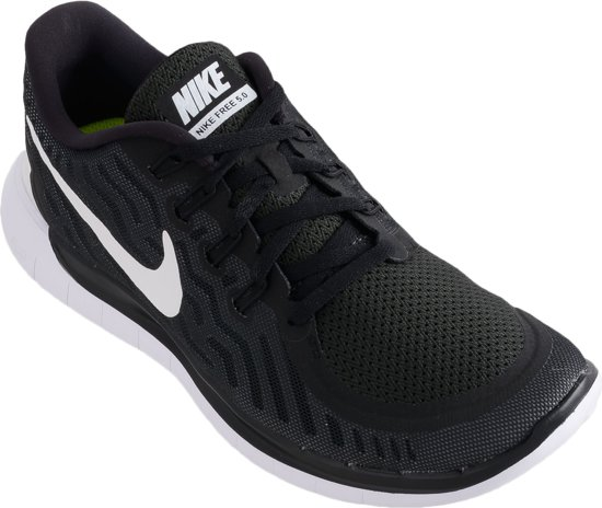 promo code 5bd5d 3a4f5 Nike Free 5.0 - Hardloopschoenen - Mannen - Maat 43 - zwart wit