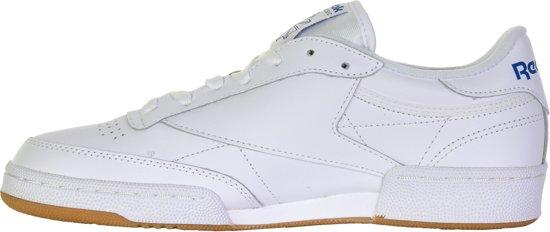 Reebok C Maat Heren 85 Int Sneakers royal Club 42 white gum 5 Ur5fzqxUnw