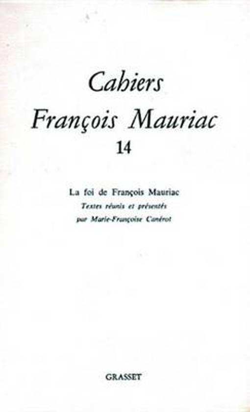 Cahiers numéro 14