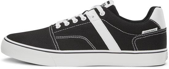 JACK&JONES Heren Sneakers - Anthracite - Maat 43