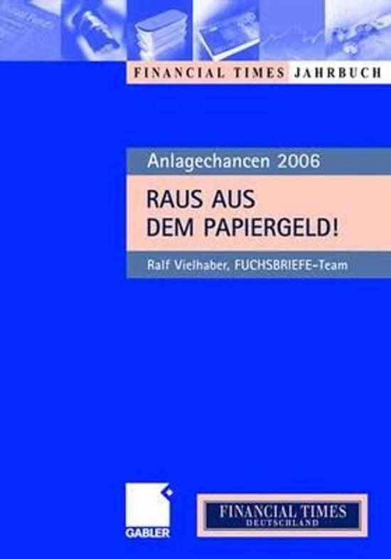 Anlagechancen 2006
