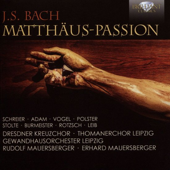 J.S. Bach Matthaus - Passion (3)