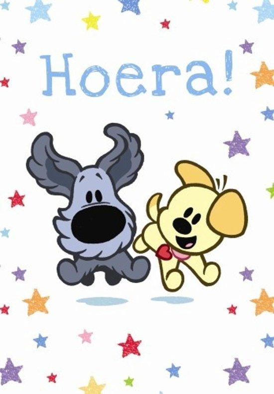 gefeliciteerd woezel en pip bol.| Woezel & Pip Uitnodiging Hoera   Multicolor, Woezel en  gefeliciteerd woezel en pip