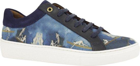 Sneaker Jheronimus Bosch Blauw