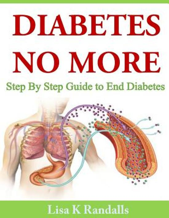 Bol Diabetes No More 9781497491410 Lisa K Randalls Boeken