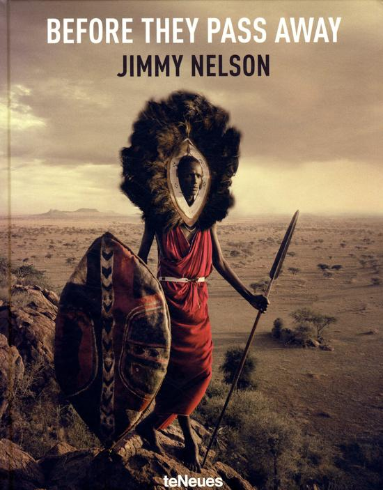 Boek cover Before They Pass Away van Jimmy Nelson (Hardcover)