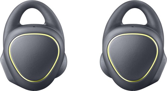 Samsung Gear IconX - Draadloze oortjes - Zwart