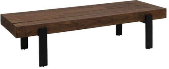 Light & Living Salontafel  QUEVEDO 166x59x42 cm  -  hout