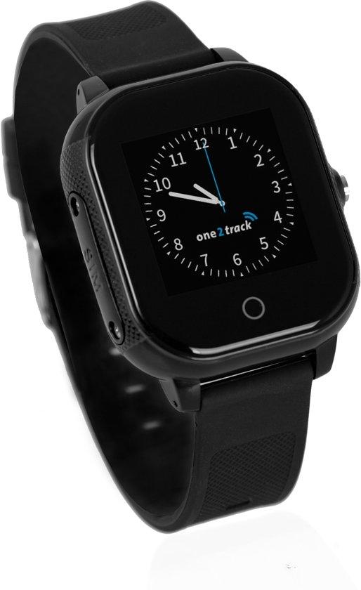 Connect Go - Kinder GPS horloge - Zwart