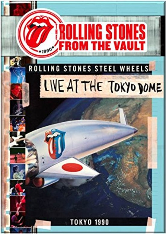 From The Vault - Tokyo Dome 1990 (DVD + 2CD)
