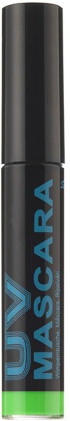 UV Neon mascara green