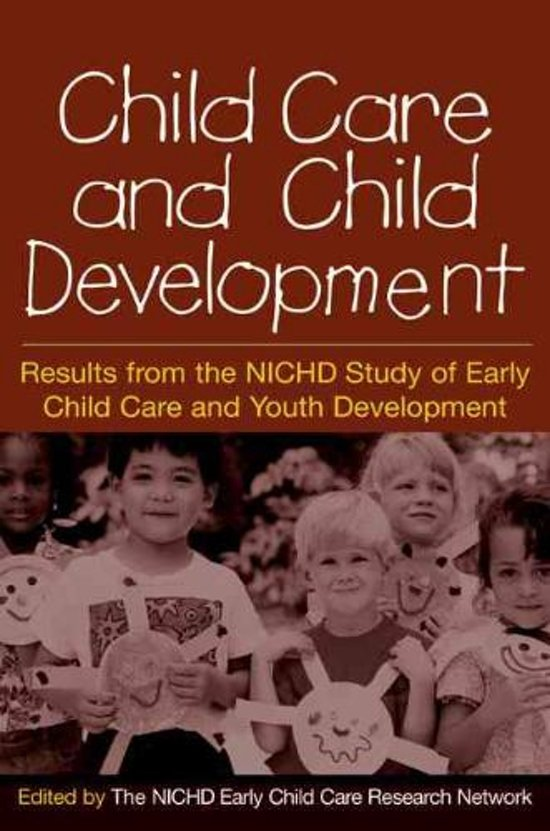 Child Care and Child Development