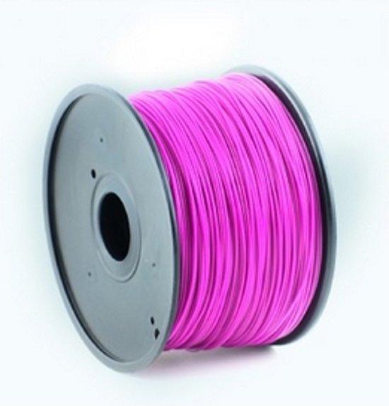 Gembird3 3DP-ABS3-01-PR - Filament ABS, 3 mm, paars
