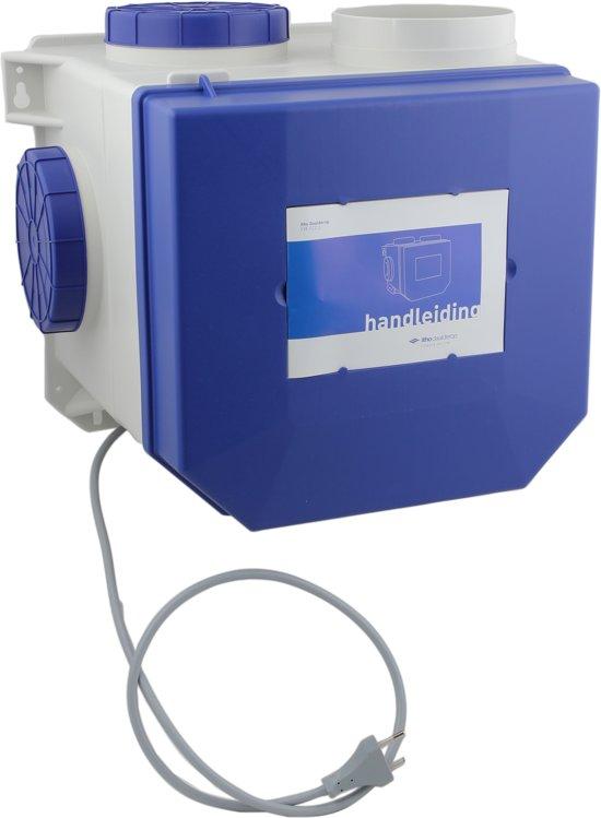 bol.com | Itho ventilatie box 545-5026 CVE Eco-Fan SE