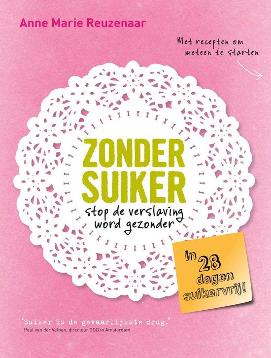 boek bakken zonder suiker